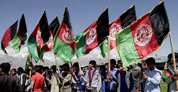 وحدت اقوام افغانستان