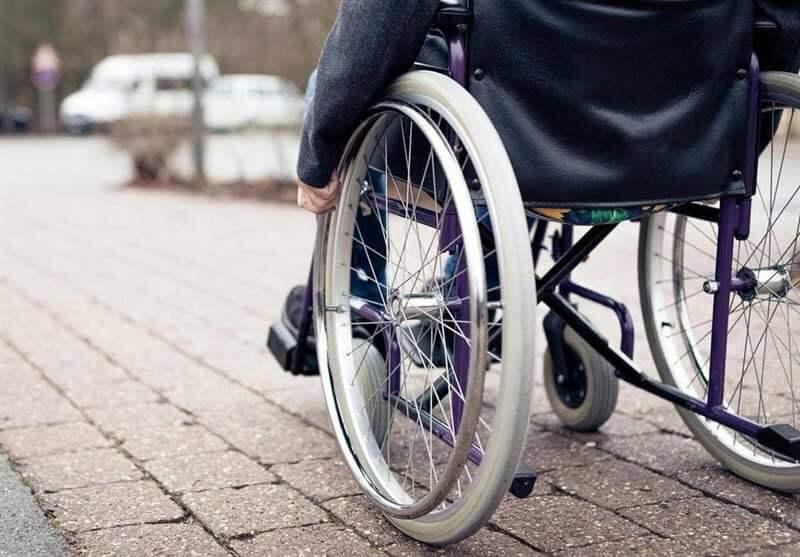 هدیه برای معلولین