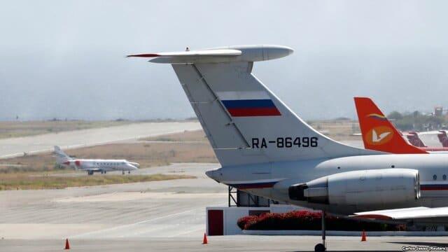 پرواز روسیه