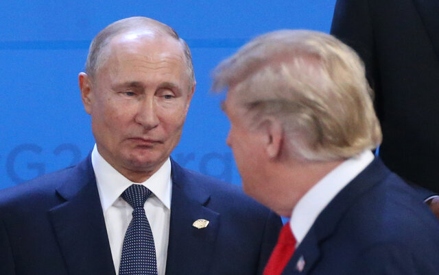پوتین-ترامپ