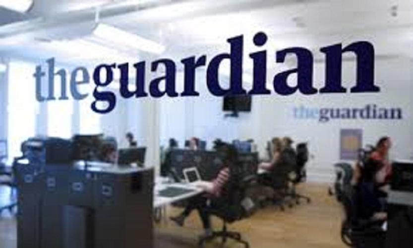 خبر گاردین از راهاندازی شرکت رسانهای وایس در ایران