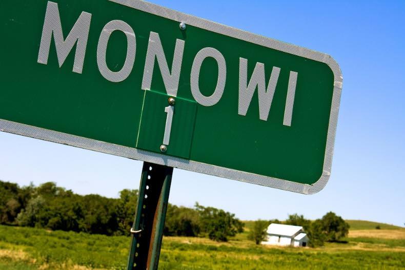شهر مونووی کم جمعیت ترین شهر جهان