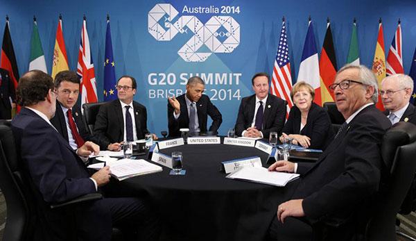 اجلاس گروه 20 - استرالیا