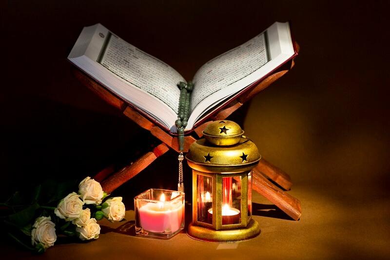 آیات قرآن به شعر