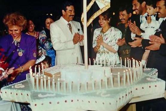 زندگی صدام