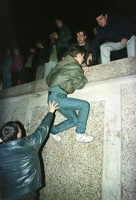 سقوط دیوار برلین