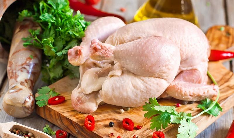 مرغ خورمونی