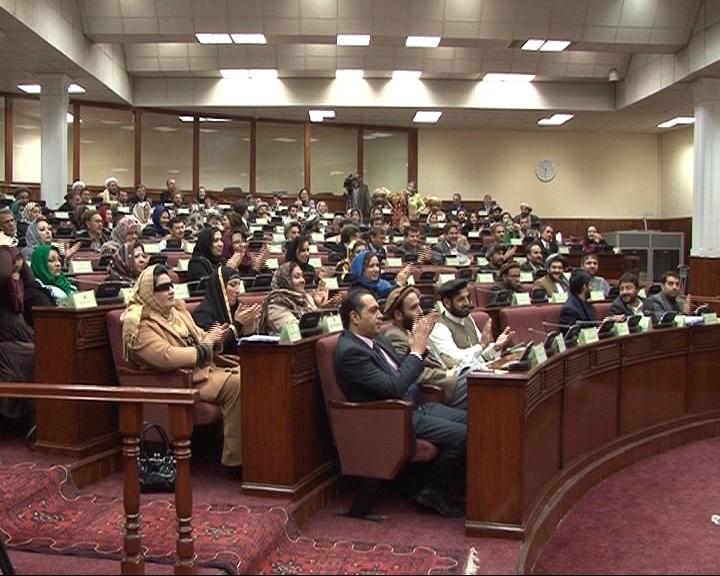 تقلب در رای اعتماد وزیران اشرف غنی