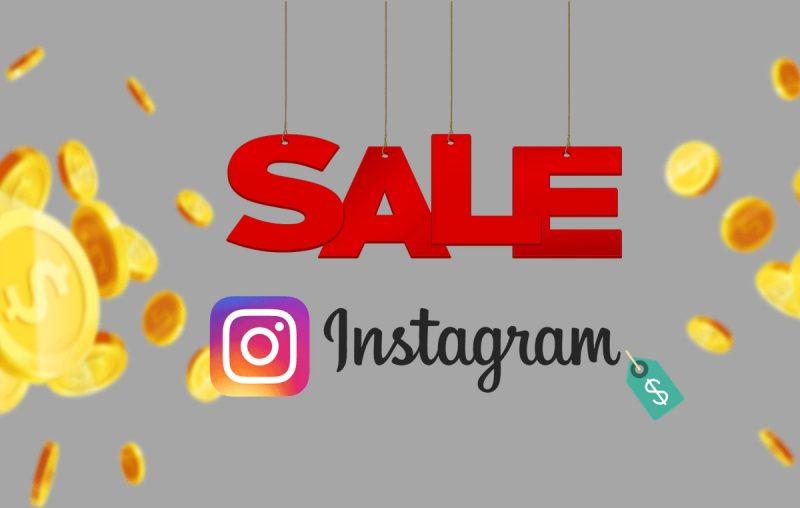 فروش محصول در اینستاگرام