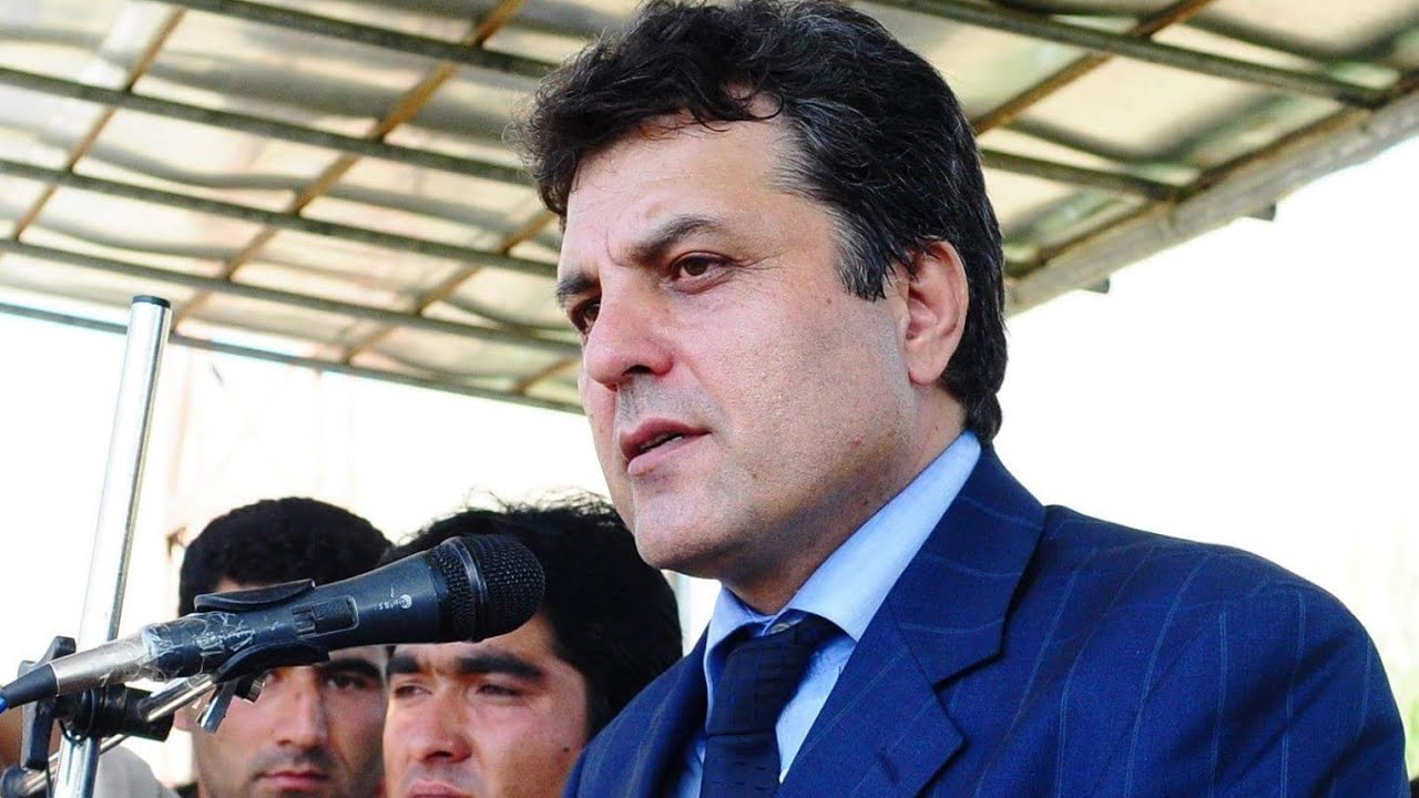 لطیف پدرام د مرې په غونډه کې وویل: ډیورنډ کرښه د افغانستان او پاکستان رسمي پوله ده