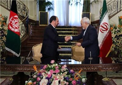 ایران و افغانستان ۲ سند تفاهم و همکاری امضا کردند