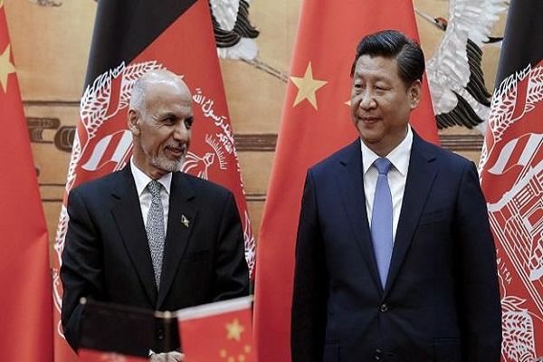کمک های چین به افغانستان,افغانستان