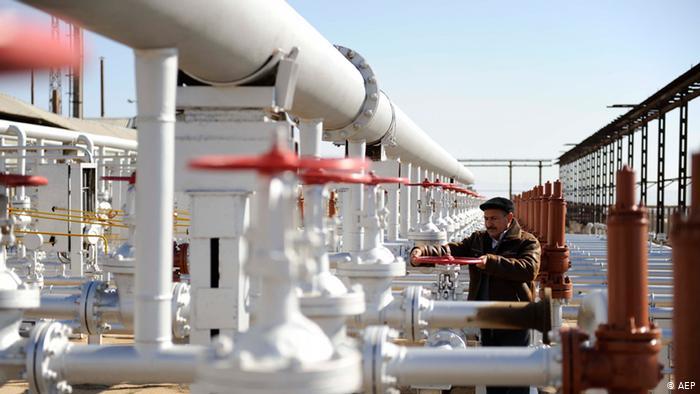 صادرات نفت افغانستان