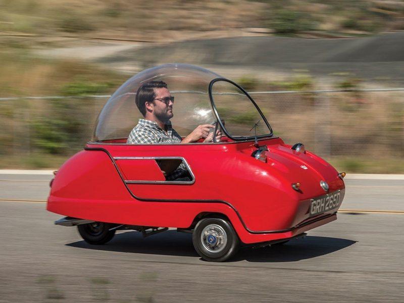 مینی خودروی پیلپی ۵۰