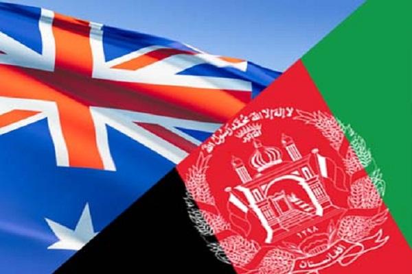 افغانستان استرالیا