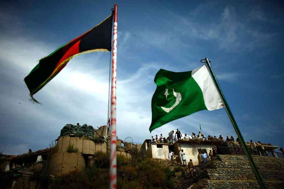 روابط افغانستان و پاکستان