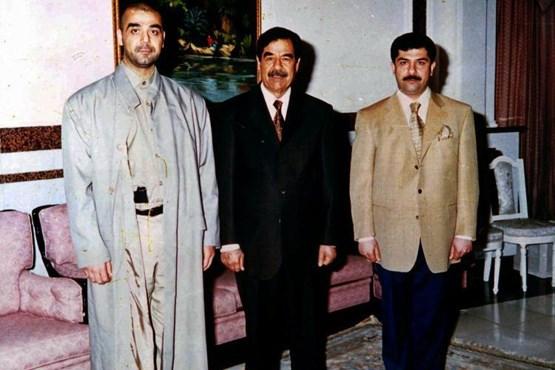زندگی صدام 3
