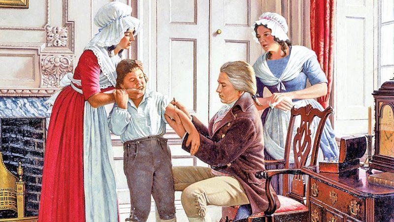 اولین واکسن جهان