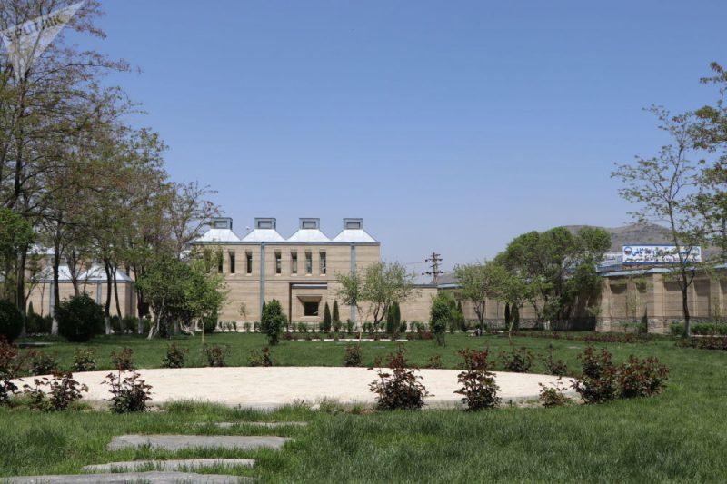 قصر چهلستون افغانستان