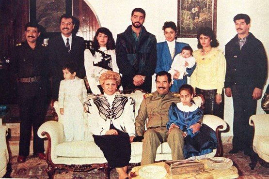زندگی صدام 9