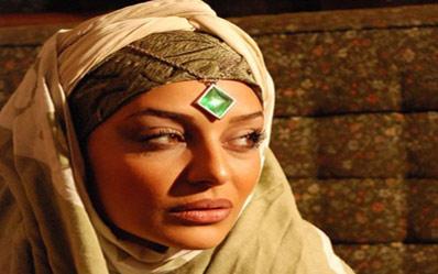 ساره بیات در نقش حلیمه دایه پیامبر اکرم