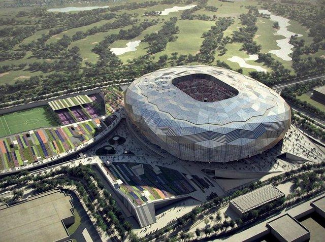 ورزشگاه های قطر