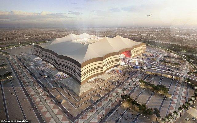 ورزشگاه های میزبان جام جهانی در قطر