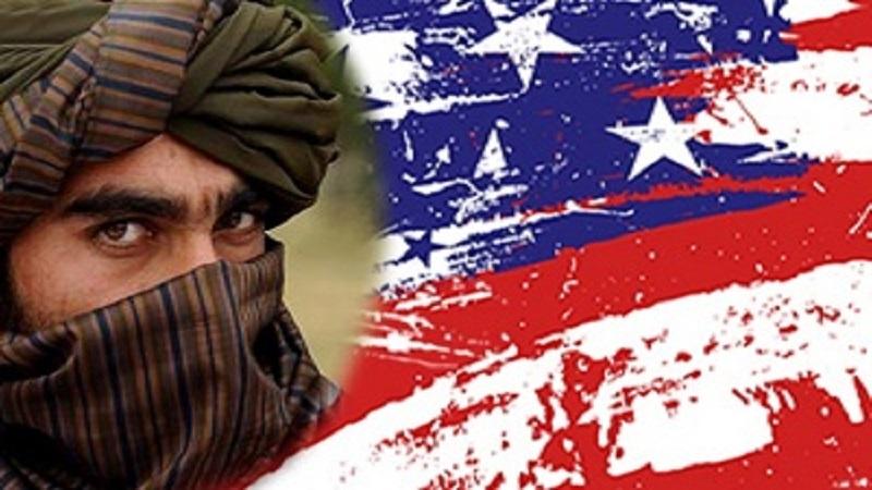 آمریکا طالبان