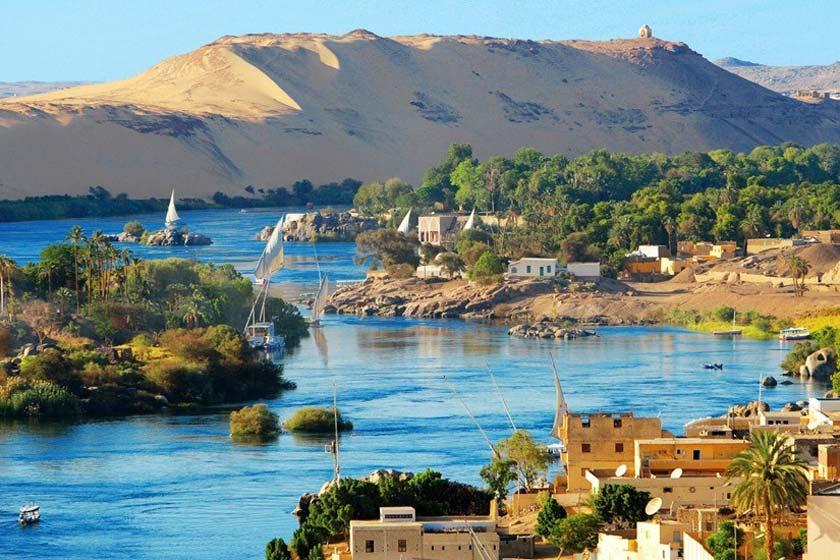 طولانی ترین رودهای جهان را بشناسیم