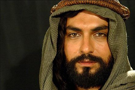 مهدی پاکدل در نقش حضرت ابوطالب