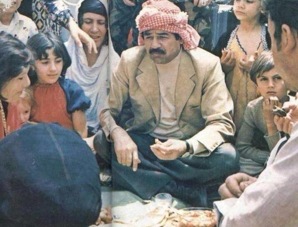 زندگی صدام 5