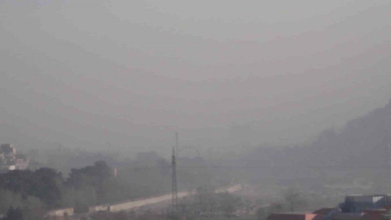 آلودگی هوای کابل