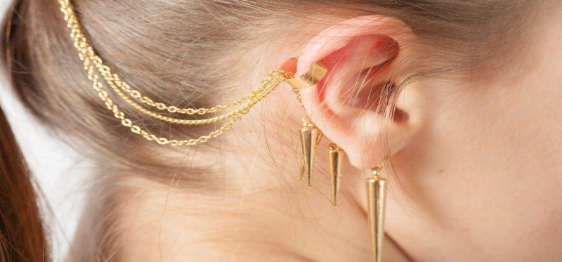 مراقبت های پس از سوراخ کردن گوش
