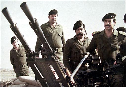 زندگی صدام 7
