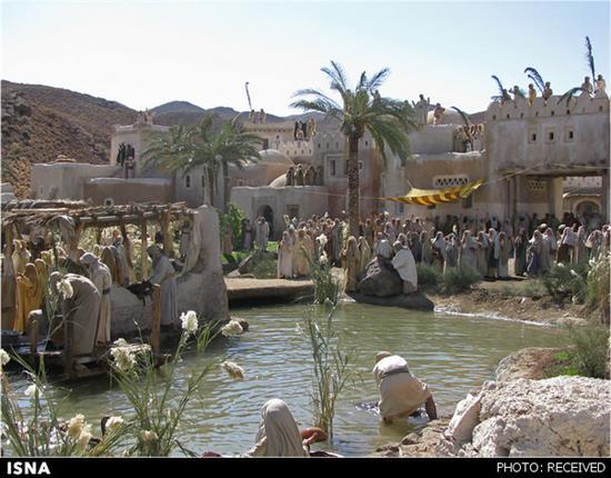 مدینه – تصویر فیلم حضرت محمد (ص) ساخته مجید مجیدی