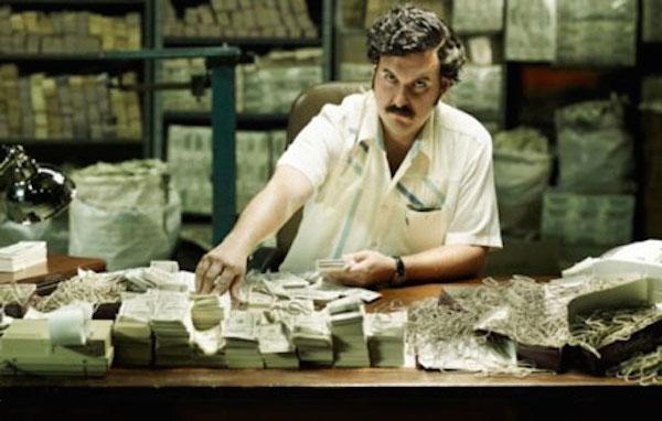 پابلو اسکوبار، ثروتمندترین قاچاقچی جهان