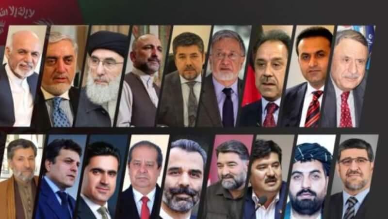 کاندیدان انتخابات