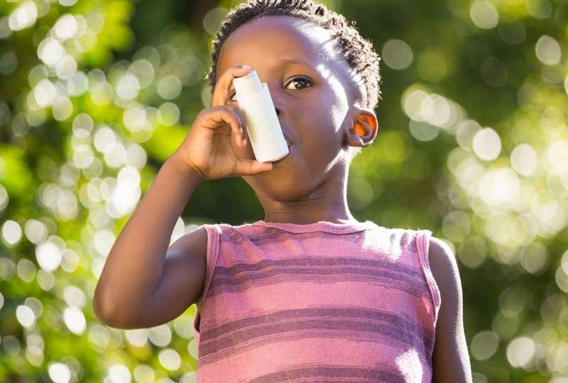 مراقبت از کودکان آسمی