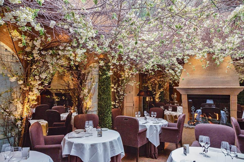 معرفی رمانتیک ترین رستوران های جهان