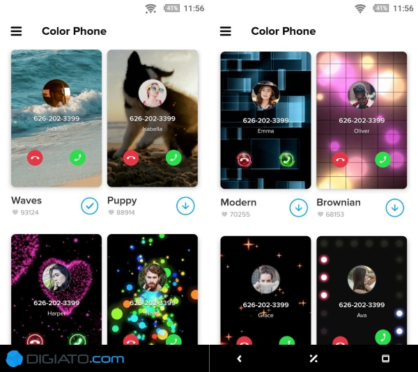 اپلیکیشن های شخصی سازی و رابط کاربری