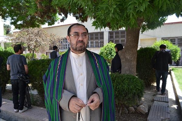 نماینده مردم بامیان در پارلمان افغانستان