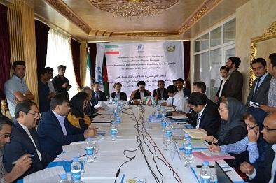 برگزاری اجلاس سه جانبه ایران، افغانستان و سازمان ملل در کابل