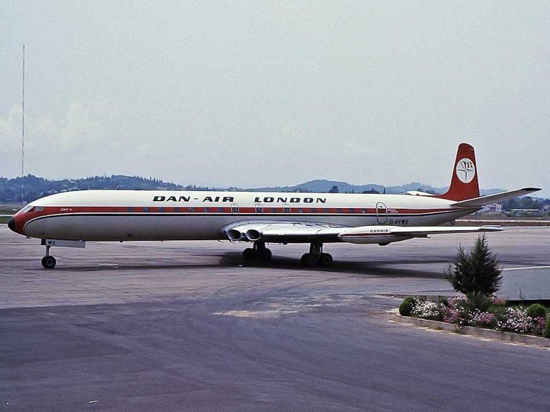 اولین شرکت هواپیمایی جهان