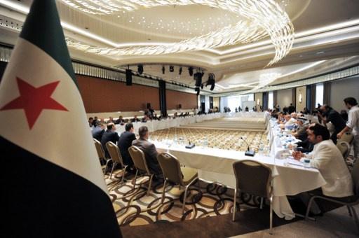ائتلاف مخالفان سوری
