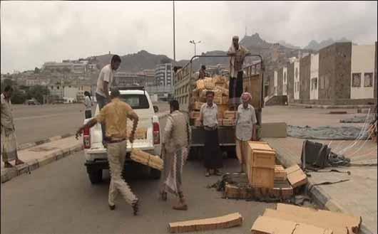 تصاویر/ اسلحه های پیشرفته عربستان در دست مبارزان یمنی