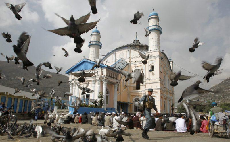 مسجد شاه دو شمشیر