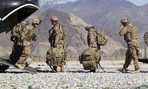 خروج امریکا از افغانستان