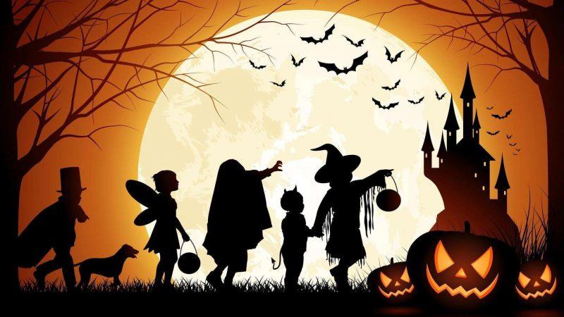 درباره جشن هالووین...