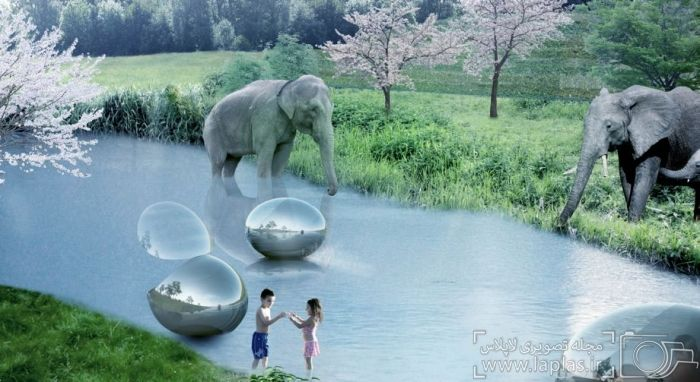 پیشرفته ترین باغ وحش جهان