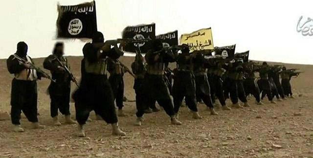 دستگیری داعش در افغانستان